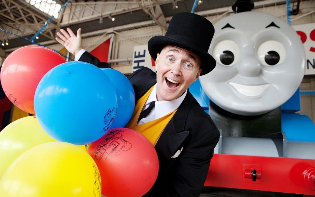 Treat the Kids to a Day Out with Thomas Over the School Holiday
